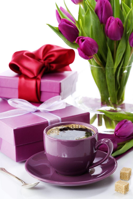 картинка подарок с добрым утром готовые изделия