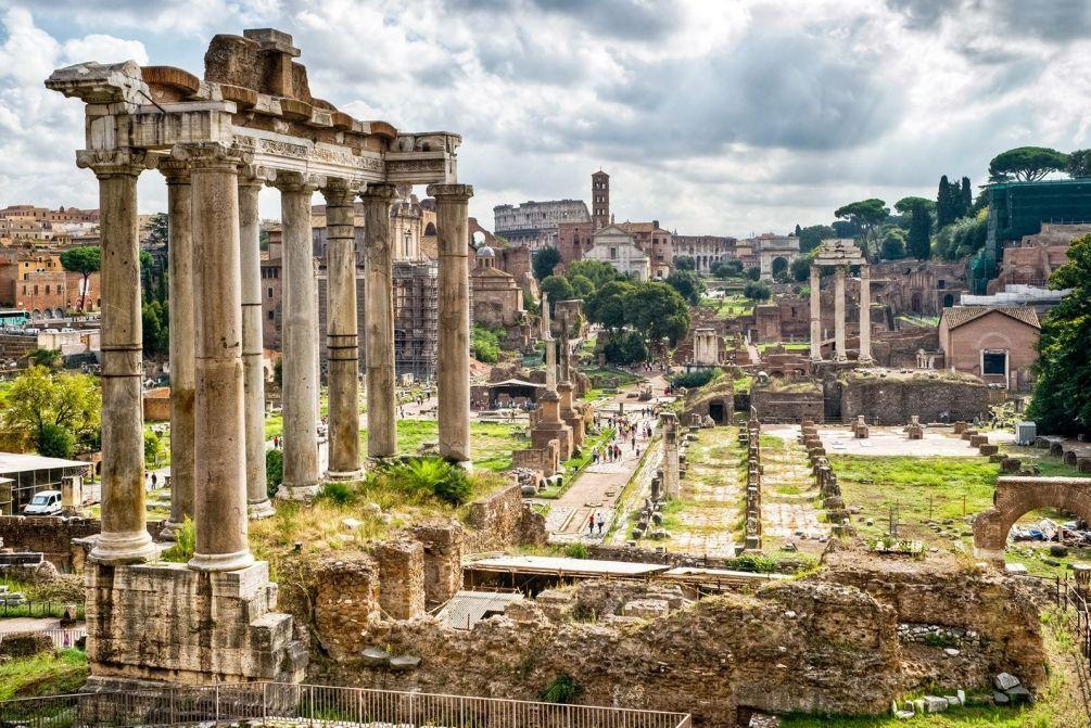 античная италия картинки обстановка