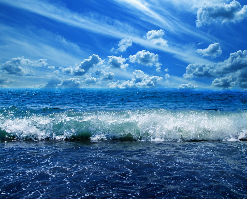 Анимации, картинки анимация про море