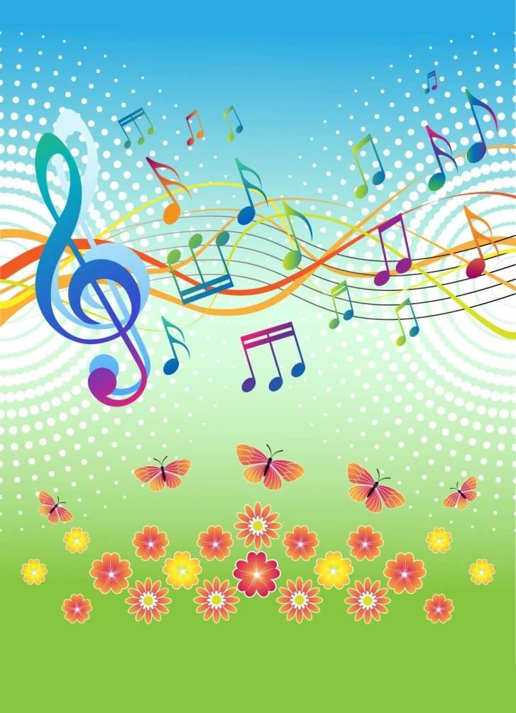 Картинка музыкальная
